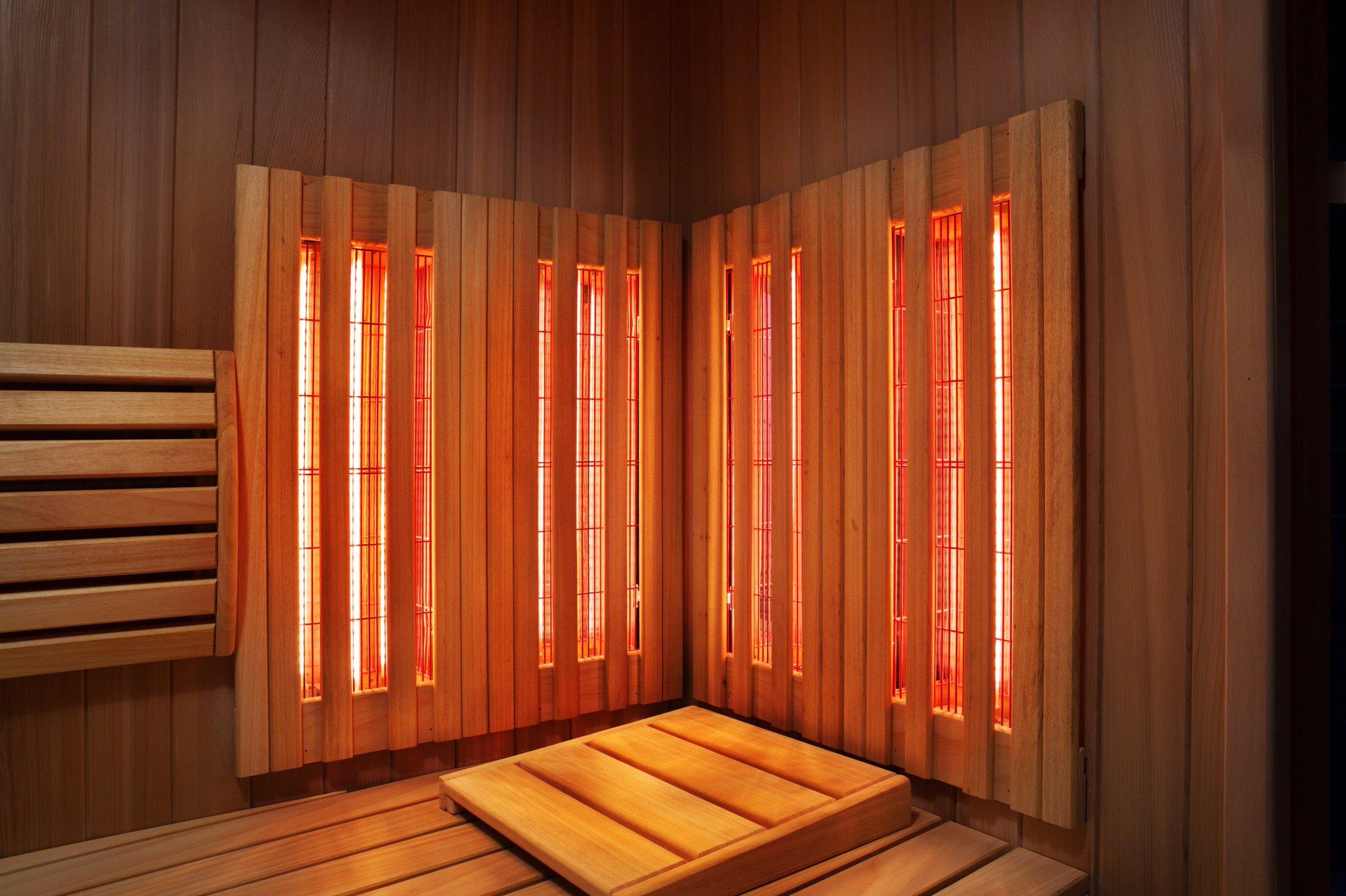 Sauna IR Łódź