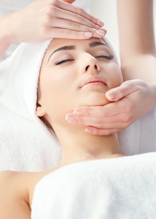 Face wellness Łódż Spa Bylinowa treatments