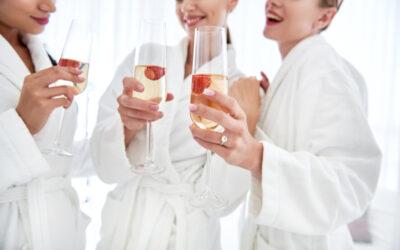 Imprezy w Spa dla rodziny i przyjaciół
